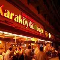 7/10/2013 tarihinde Serhat A.ziyaretçi tarafından Karaköy Güllüoğlu'de çekilen fotoğraf
