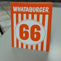 Photo taken at Whataburger by Todde G. on 6/19/2014