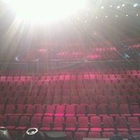 Photo taken at Teatro Aldama by Luis O. on 6/10/2013