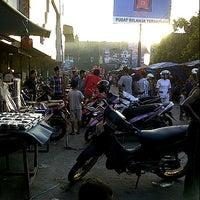 Photo taken at Sate Ikan Khas Tanjung depan Barata by Prasodjo H. on 7/27/2013
