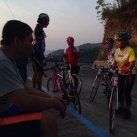Photo taken at Malimbu by Prasodjo H. on 6/14/2014