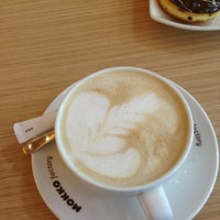 Photo taken at Moko Donuts and coffee by Prasodjo H. on 11/6/2013