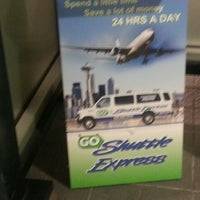 Photo taken at Go Shuttle Express by Kim C. on 8/22/2013