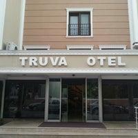 6/15/2013 tarihinde Kenny T.ziyaretçi tarafından Büyük Truva Oteli'de çekilen fotoğraf
