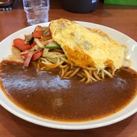 Photo taken at パスタ・デ・ココ 中川区打出店 by Miho H. on 2/22/2018