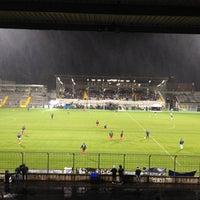 Foto scattata a Städtisches Stadion an der Grünwalder Straße da Patrick Christian W. il 11/10/2013
