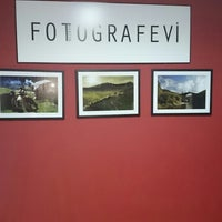 Photo taken at Fotoğrafevi by Esra D. on 1/17/2015