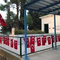 Photo taken at Abdülvahap Sancaktari Türbesi by Esra D. on 9/17/2017