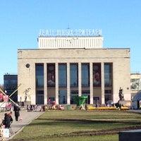 Снимок сделан в Театр юных зрителей им. А. А. Брянцева пользователем Julia T. 5/1/2013