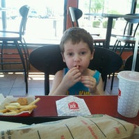 Photo taken at Jack in the Box by Lori S. on 5/16/2013