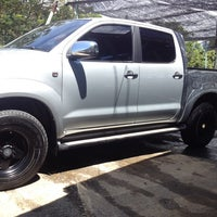 Photo taken at Petronas Car Wash by Anderson T. on 10/2/2013