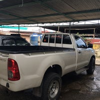 Photo taken at Petronas Car Wash by Anderson T. on 7/11/2014