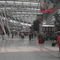 Photo taken at Dusseldorf Airport (DUS) by Igor S. on 7/5/2013