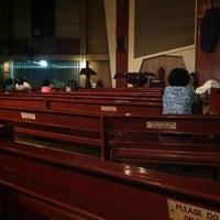 Photo taken at Redemptorist Church by Fritzie Ann B. on 3/27/2013