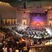 Photo taken at Tchaikovsky Concert Hall by Анна В. on 4/10/2013