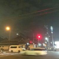 Photo taken at 橘交差点 by nopira n. on 6/24/2016