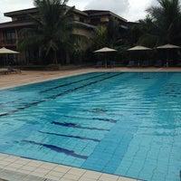 Photo taken at Le Méridien Ibom Hotel & Golf Resort by Sıradan S. on 10/1/2013