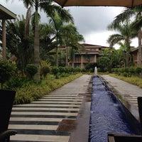 Photo taken at Le Méridien Ibom Hotel & Golf Resort by Sıradan S. on 10/2/2013