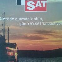 Photo taken at Yaysat Kizilay Baş Bayii by Recep Ö. on 4/11/2013