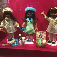 Photo taken at American Girl Boutique & Bistro by Mesa D. on 10/27/2016