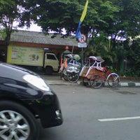 Photo taken at Pasar Sentul by Niko d. on 12/9/2013