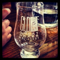 Photo taken at Great Lakes Distillery by Emilie N. on 5/25/2013