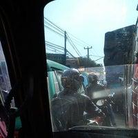 Photo taken at Jalan Raya Cileunyi by Ines K. on 4/20/2013