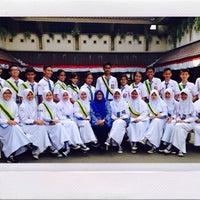 Photo taken at SMAN 62 Jakarta by Maharani Citra R. on 8/17/2015