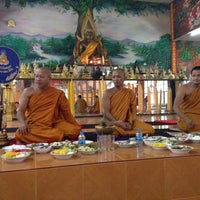 Photo taken at วัดเขากลาย by kritnadtapat r. on 11/20/2013