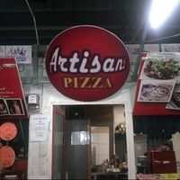 Photo taken at Artisans Pizza by anne a. on 11/11/2012