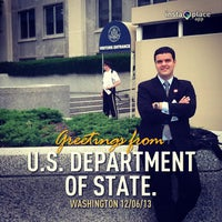 Photo taken at U.S State Department by Jose M. on 6/13/2013