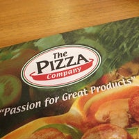 Photo taken at The Pizza Company by Maysa M. on 7/19/2014