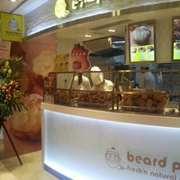 Photo taken at Beard Papa's by Jenny L. on 8/2/2013