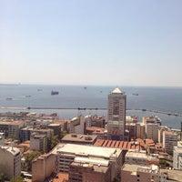 7/14/2013 tarihinde Serife A.ziyaretçi tarafından Hilton Izmir'de çekilen fotoğraf
