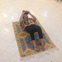 Photo taken at Abdul's Rug Shop by La Fer @. on 5/14/2014