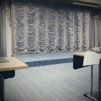 Photo taken at ห้องประชุมเย็นสุดใจ ชั้น 3 โรงพยาบาลภูมิพลอดุลยเดช by Zara O. on 6/11/2013