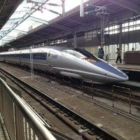 Photo taken at JR Shin-Ōsaka Station by Pakawat C. on 5/2/2013