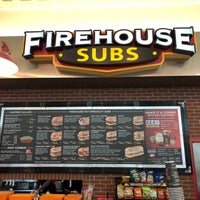 Photo taken at Firehouse Subs by Stephane L. on 9/29/2017