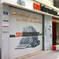 Photo taken at Sos Informatique by Renaud F. on 8/2/2013