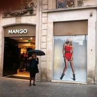 Photo taken at Mango by Renaud F. on 10/30/2012