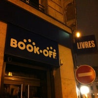 Photo taken at BookOff by Renaud F. on 11/7/2012