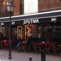 Sputnik Le sputnik bar in