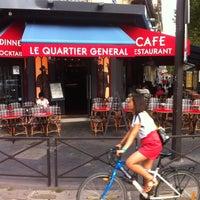 Foto tomada en Café Le Quartier Général por Renaud F. el 8/12/2015