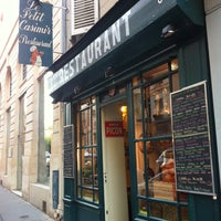 Photo taken at Le Petit Casimir by Renaud F. on 4/21/2015