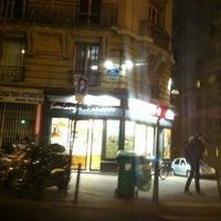 Photo taken at Boulangerie du Moulin Des Prés by Renaud F. on 11/28/2012