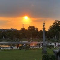 Foto tomada en Grand Bassin du Jardin du Luxembourg por Renaud F. el 7/23/2018
