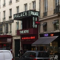 Photo taken at Le Palace by Renaud F. on 11/23/2012