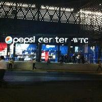 Foto tirada no(a) Pepsi Center WTC por Aiza M. em 5/18/2013