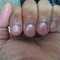 Photo taken at Pinky's Nails by 🚍Bill🚍 V. on 6/15/2014