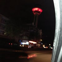 Photo taken at Hoşdere Caddesi by Faruk K. on 4/21/2013